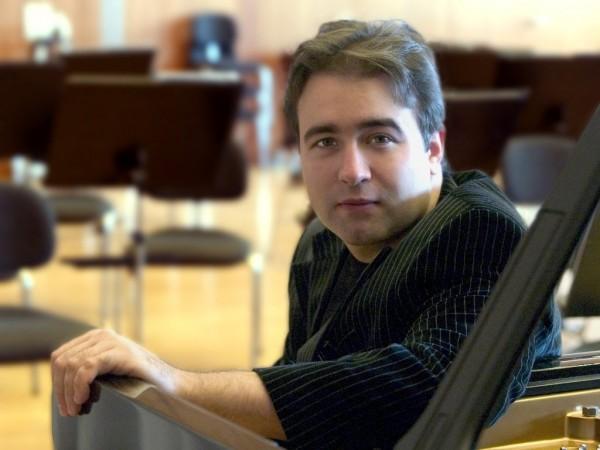 Концерт Володина на рихтеровском фестивале