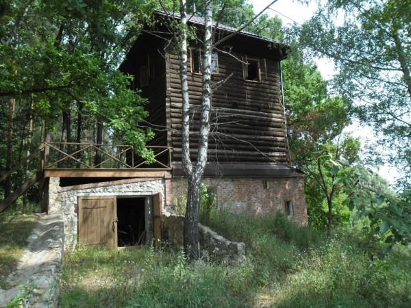 Дом Рихтера под Тарусой
